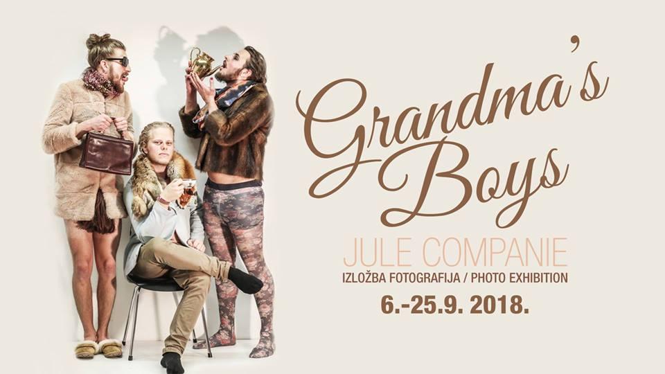 Grandma's Boys – Jule Companie
