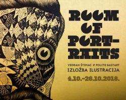 "Izložba ""Room of Portraits"" - Vedran Štimac"