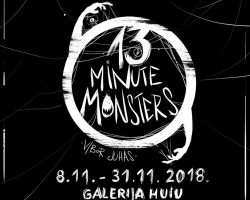 13 Minute Monsters - Vibor Juhas