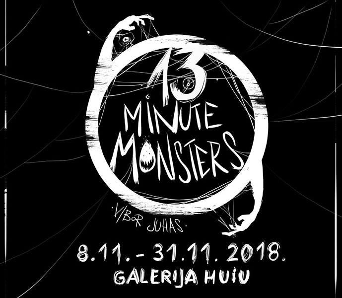 13 Minute Monsters – Vibor Juhas