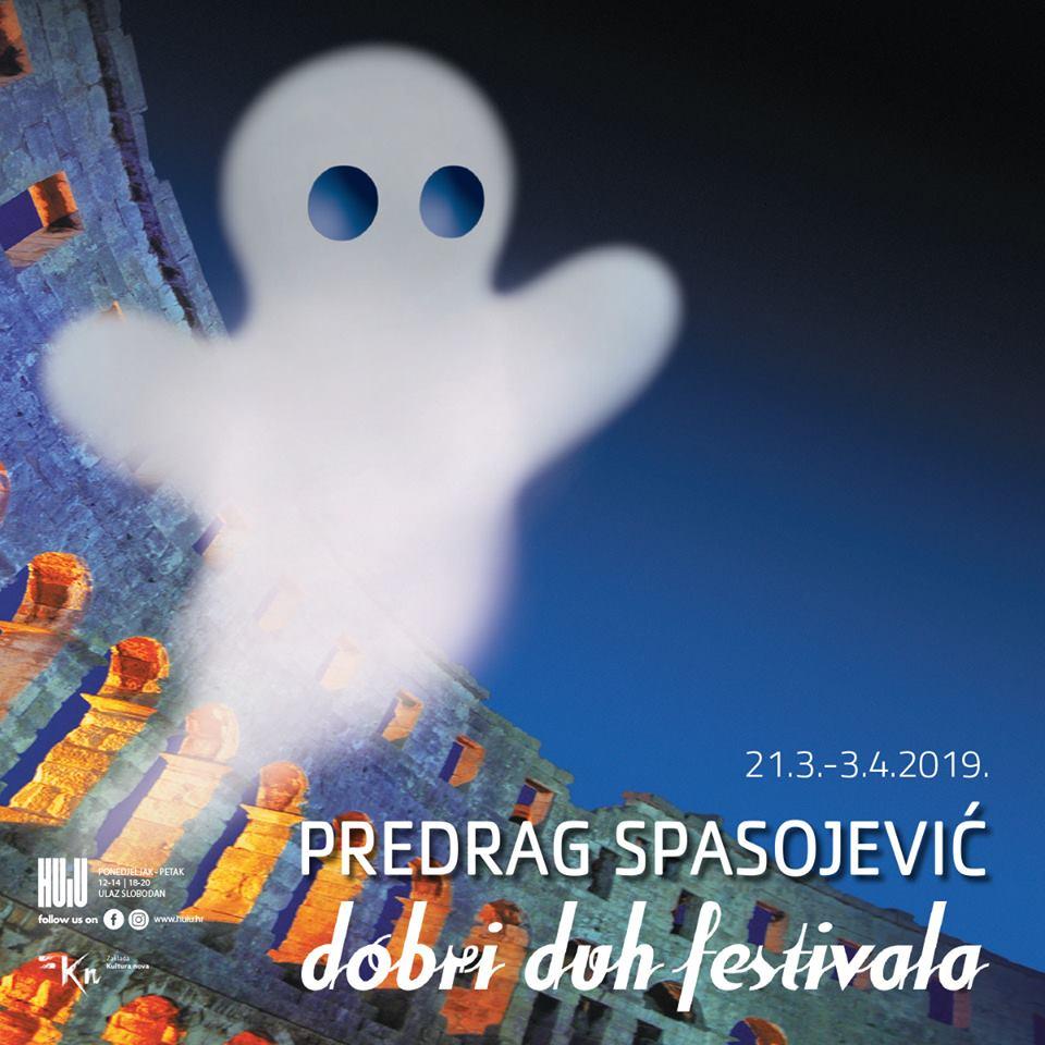 Predrag Spasojević - Dobri Duh festivala @ HUiU