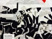 TJ ROCK AND ROLL ANIMALS plakat 100x100