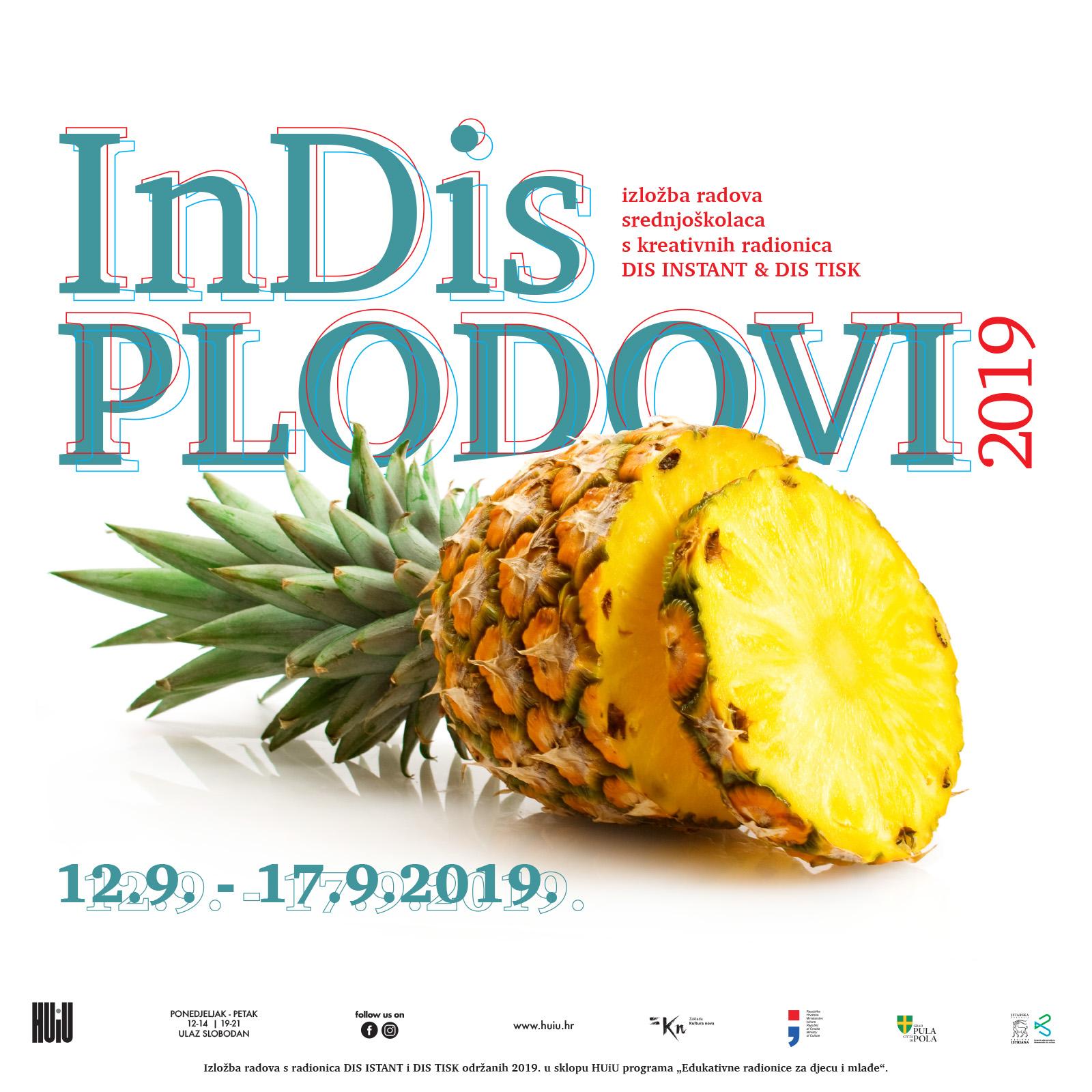 InDis PLODOVI 2019
