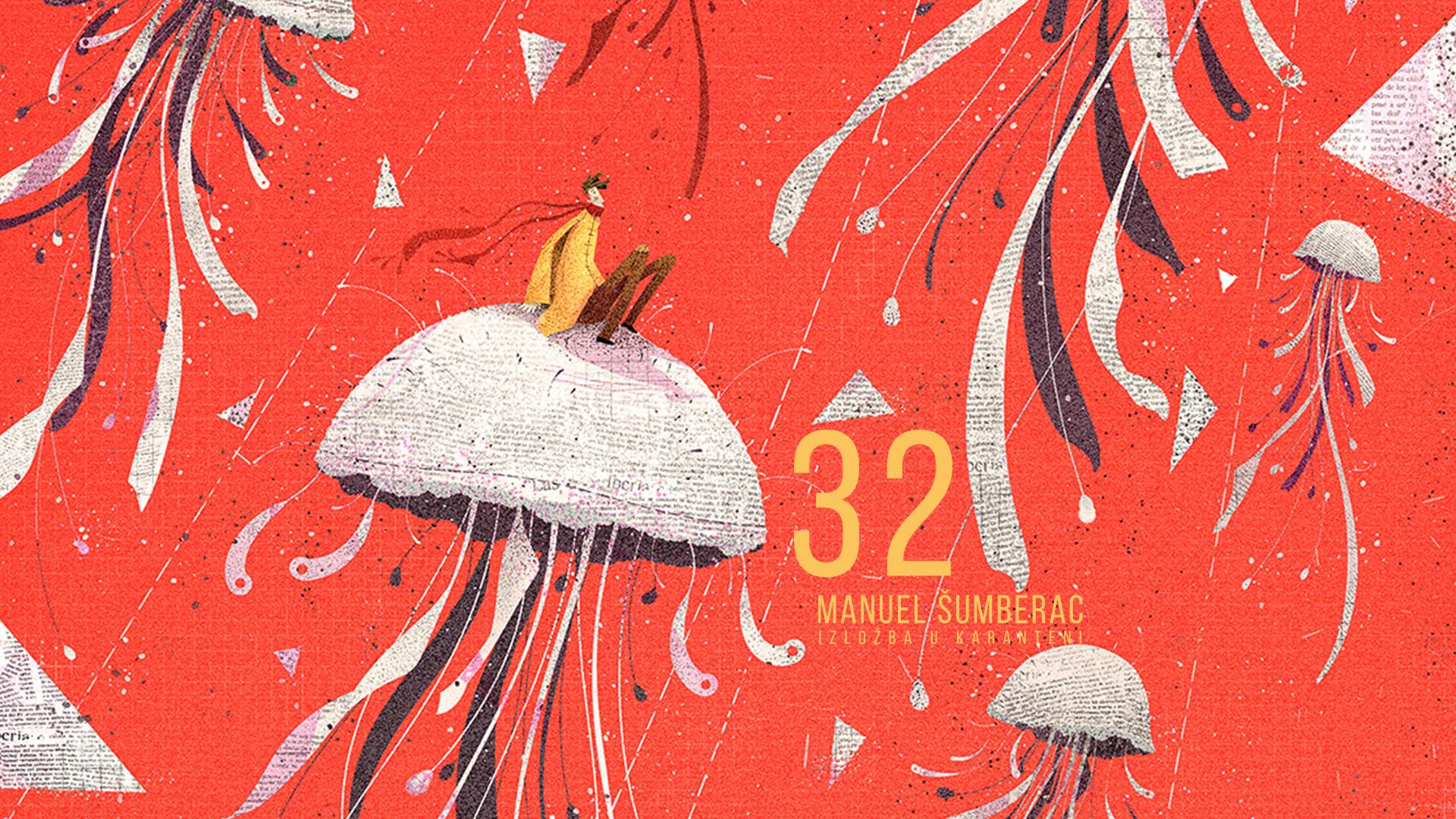 Manuel Šumberac – 32 / izložba iz karantene
