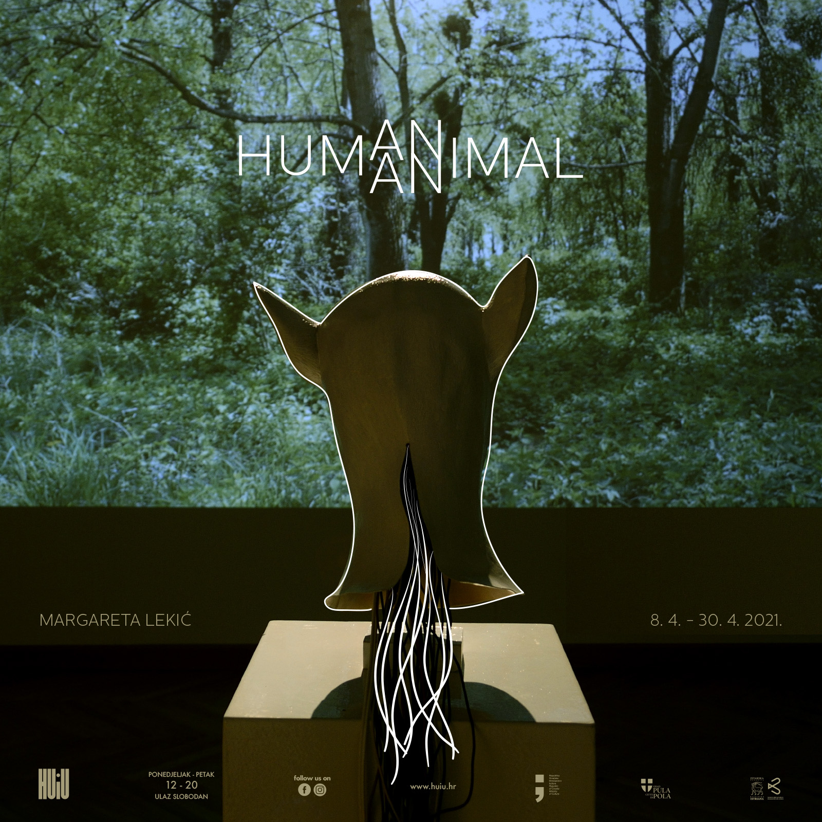 HUMAN ANIMAL – Margareta Lekić