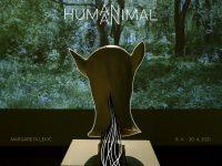 HUMAN ANIMAL 100x100